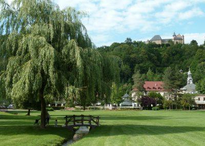 Parc d'Uriage